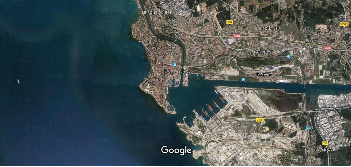 promarine 13 places de port